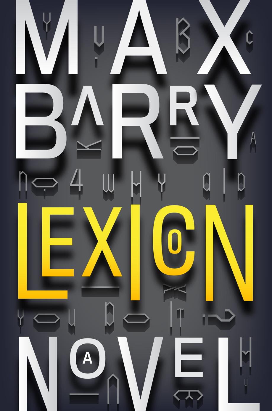 Book Review: Lexicon