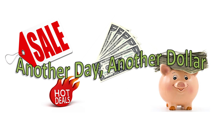 Introducing New Series – Another Day, AnotherDollar