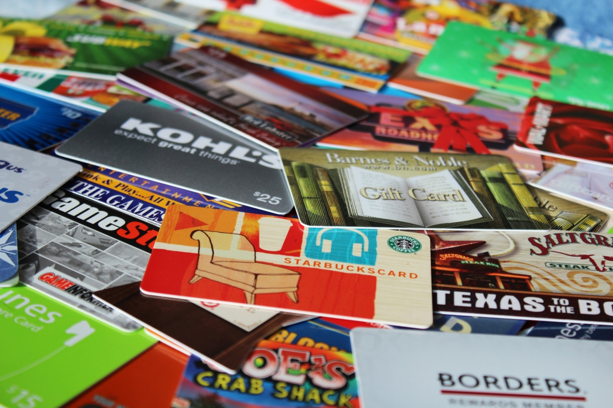 Another Day, Another Dollar – GiftCards