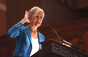 Jill Stein In Boston