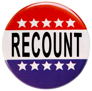 The Danger in an ElectionRecount