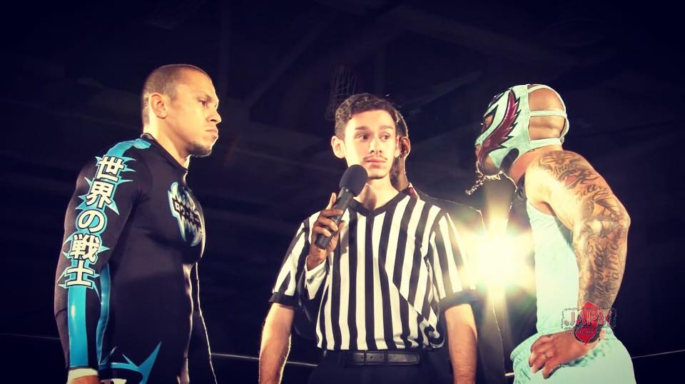 EXPERIENCE: Kris Levin, Professional Wrestling Referee andPromoter