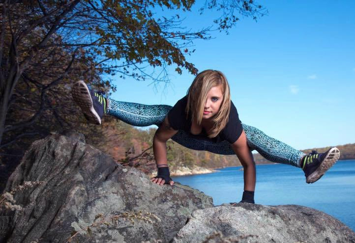 EXPERIENCE: Meghan Adkins, Yoga Instructor and LifeBlogger