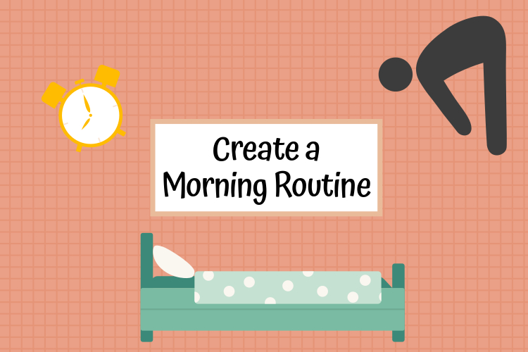 Create a MorningRoutine
