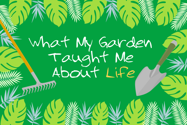 What My Garden Taught Me AboutLife