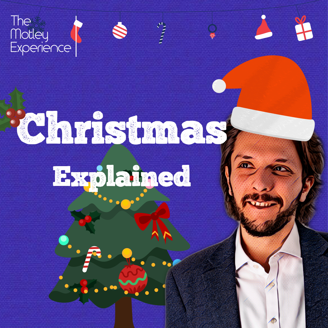 Stuff Explained Ep20:Christmas