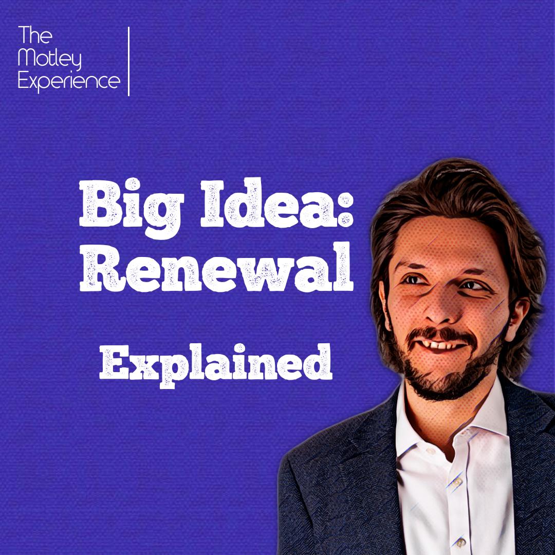 Stuff Explained Ep21: Renewal (BigIdea)