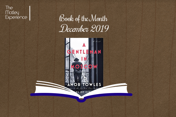 Book of the Month – December2019
