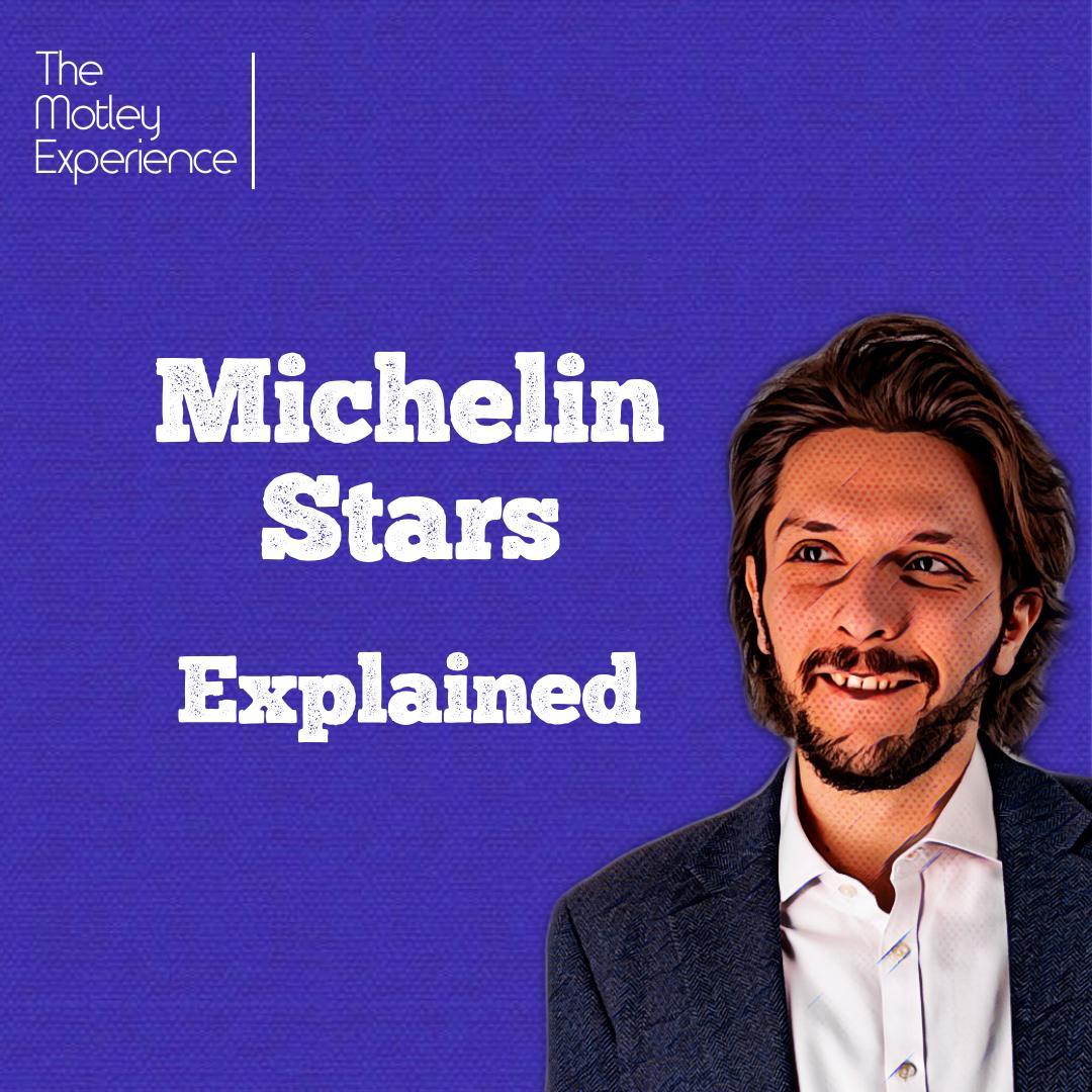 Stuff Explained Ep25: MichelinStars