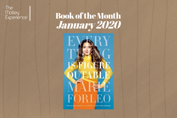 Book of the Month – January2020