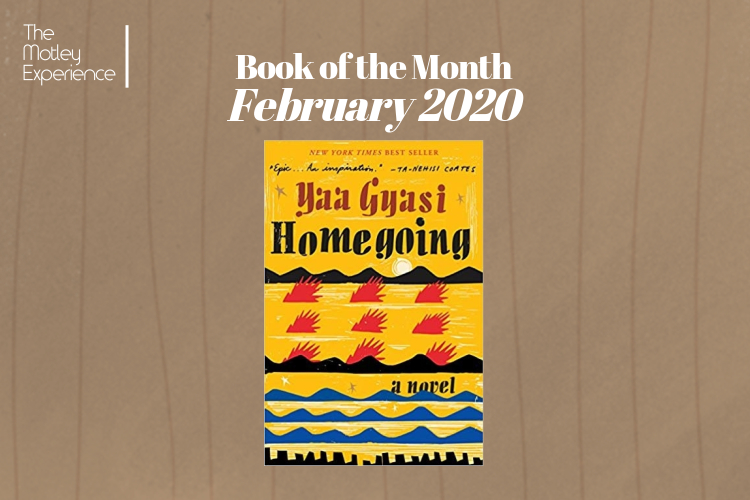 Book of the Month – February2020
