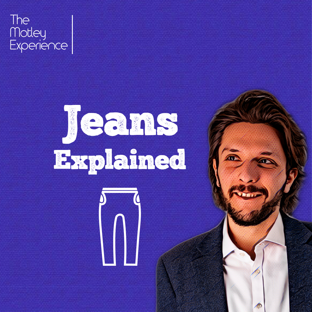 Stuff Explained Ep 29:Jeans