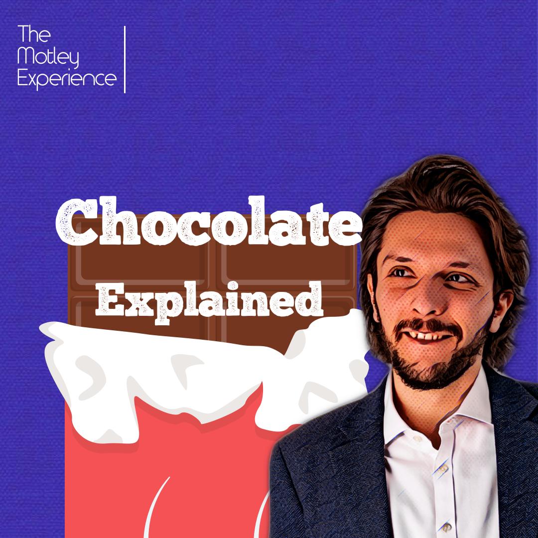 Stuff Explained Ep28:Chocolate